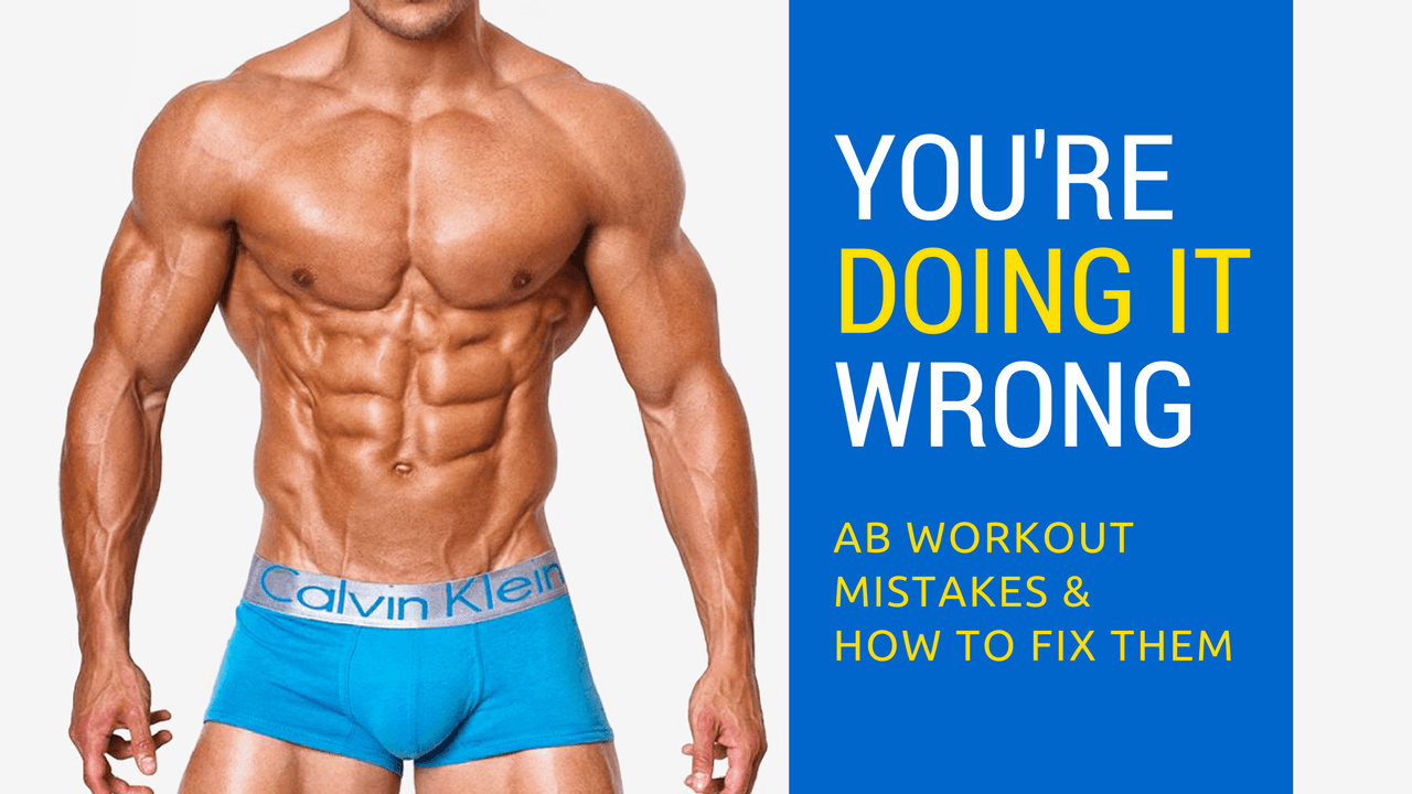 @dhlifestyle's cover photo for 'Is Your Ab Workout Making You Fat? - Dimitar Hristov Lifestyle'