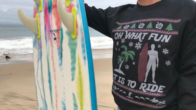@thesurfingexpert's cover photo for '12 Perfect Holiday Gifts For Surfers - Under $50 - The Surfers View'