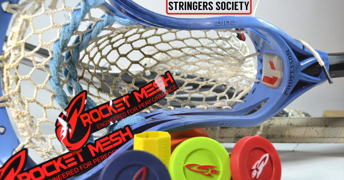 @stringerssociety's cover photo for 'Rocket Mesh Has Values & A Vision You Can Respect'