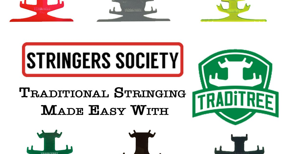 @stringerssociety's cover photo for 'Trust TradiTree, the Most Reliable Traditional Lacrosse Stringing Tool'