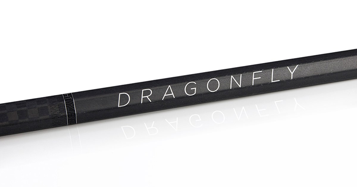 @stringerssociety's cover photo for 'Epoch Lacrosse Releases Next Generation Dragonfly Eight Shaft'