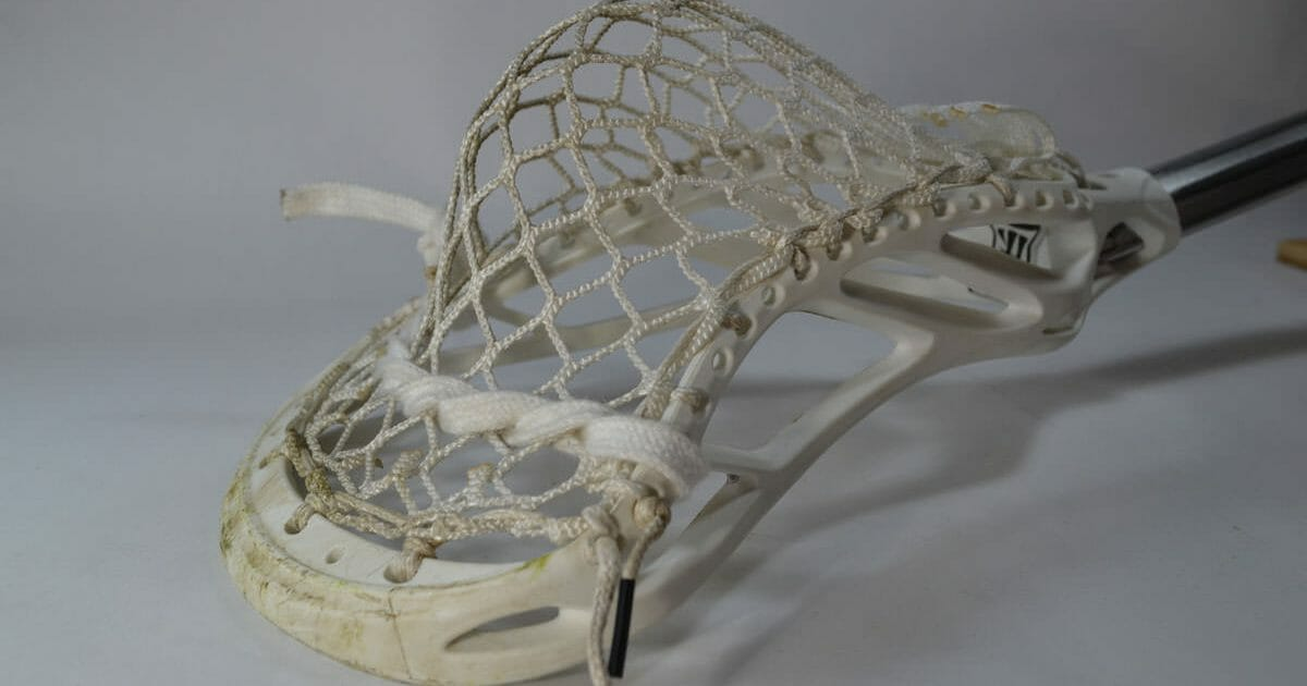 @stringerssociety's cover photo for 'HPLax Power Lace Lacrosse Sidewall String Test & Review'