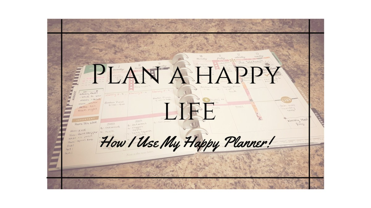 @entirely.taylor's cover photo for 'Plan A Happy Life |How I Use My Happy Planner|'