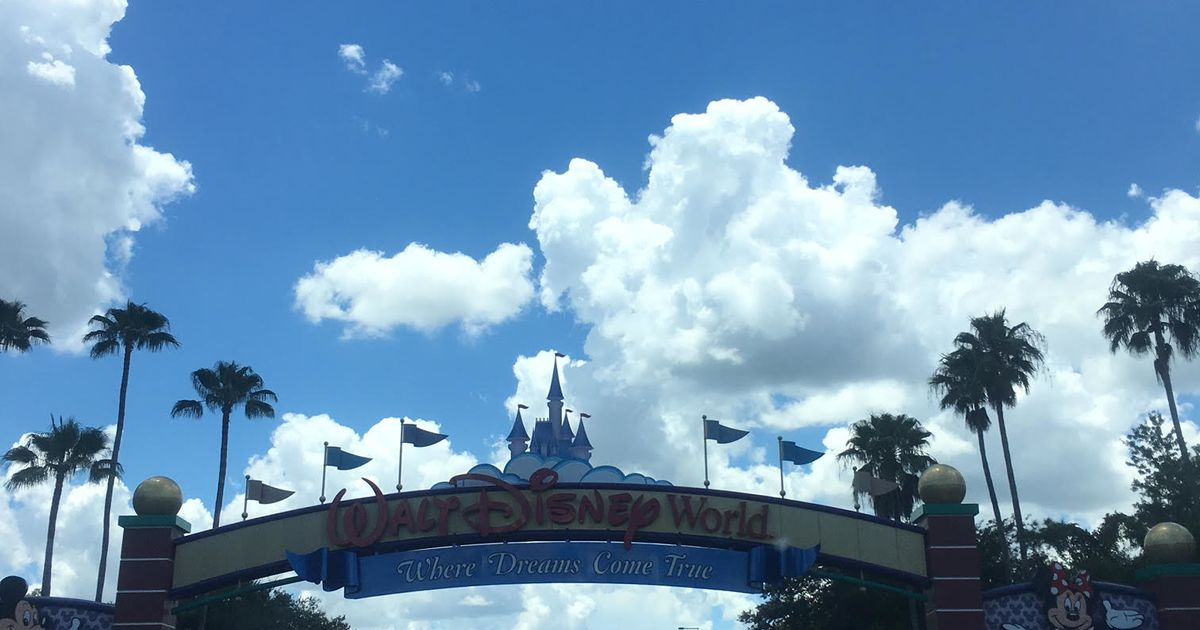 @niedria's cover photo for 'Walt Disney World; A World We Knew Nothing About!'