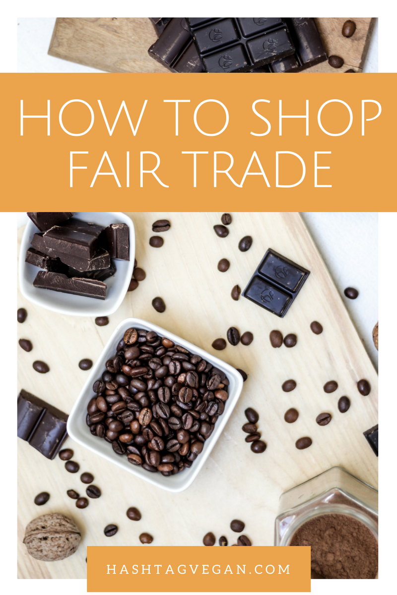 @hashtagvegan's cover photo for 'So you want to support the fair trade movement, now what?'