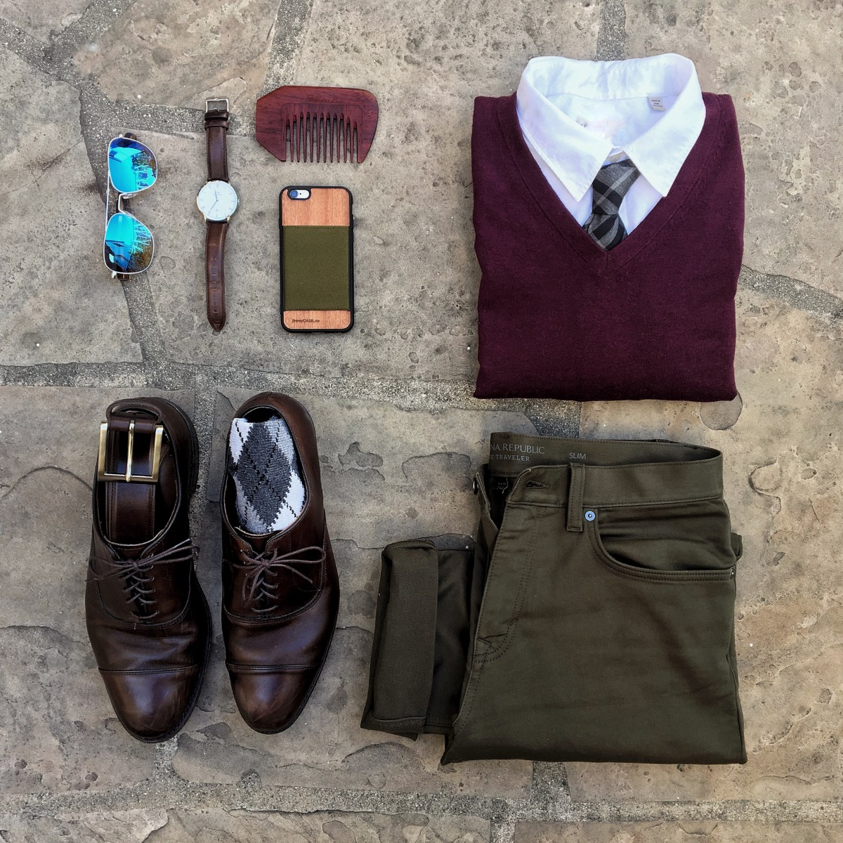 @the_next_gentleman's cover photo for 'Banana Republic Men's Fall Picks'