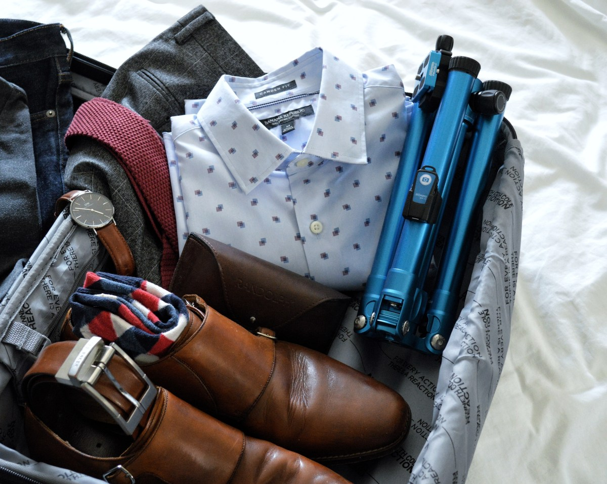 @the_next_gentleman's cover photo for 'The Travel Accessory I Won't Leave Home Without'
