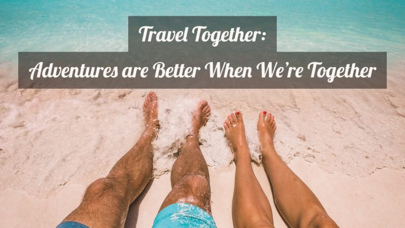 @roamaroo's cover photo for 'Travel Together: Adventures are always better when we're together'