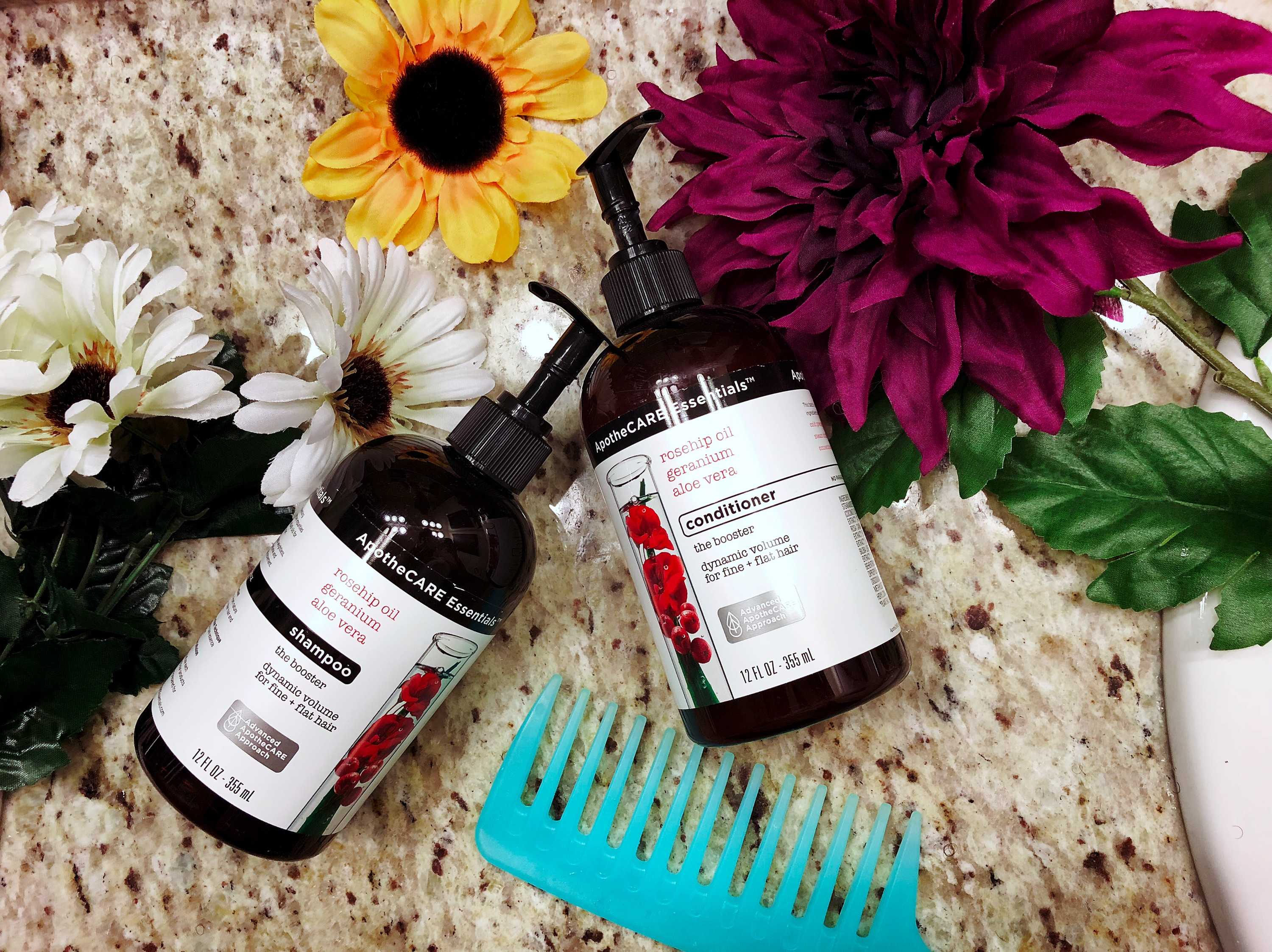 @thebeautybeau's cover photo for 'ApotheCARE Essentials Hair Care at CVS | The Beauty Beau'