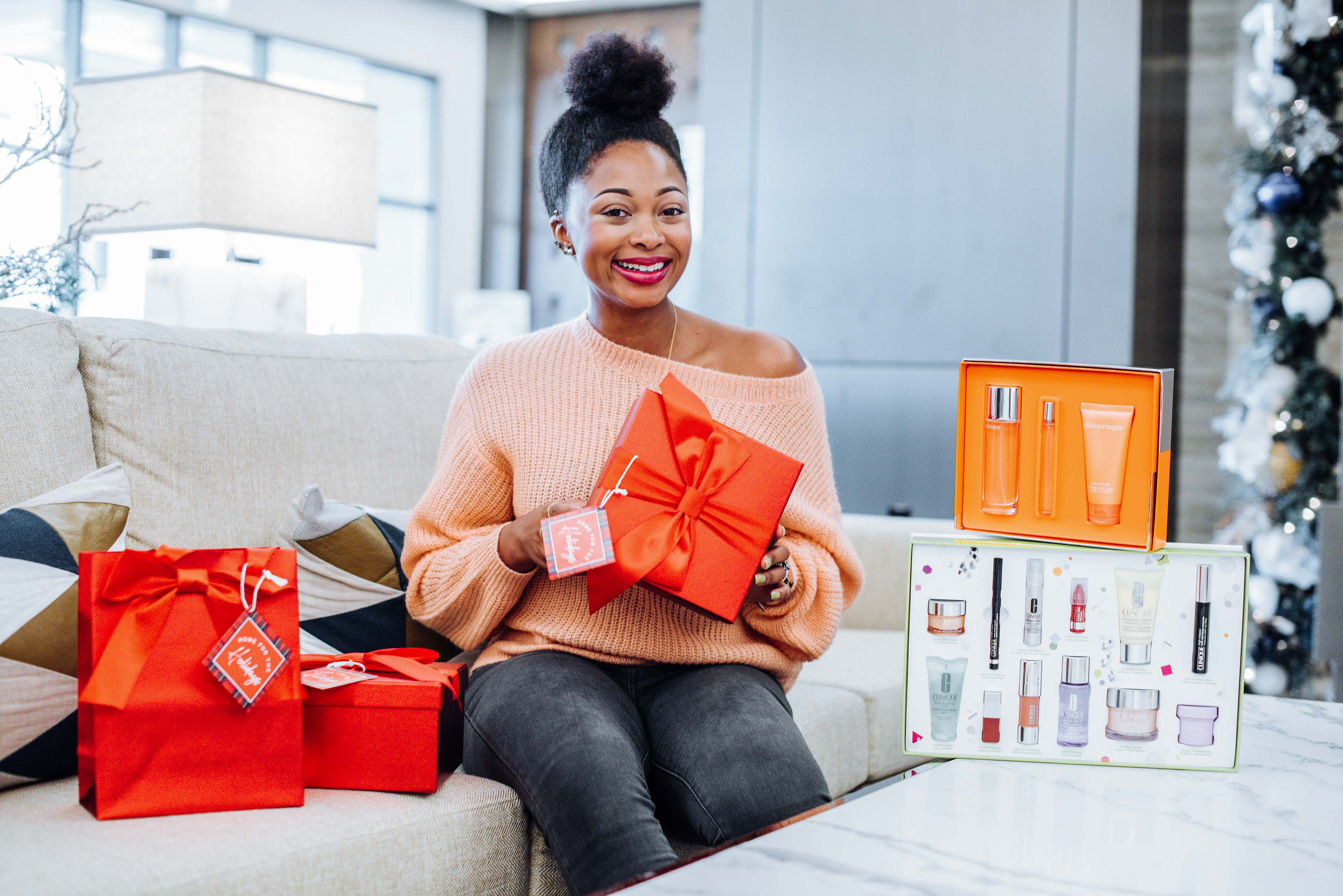 @thebeautybeau's cover photo for 'Give the Gift of Clinique for the Holidays from Belk | The Beauty Beau'