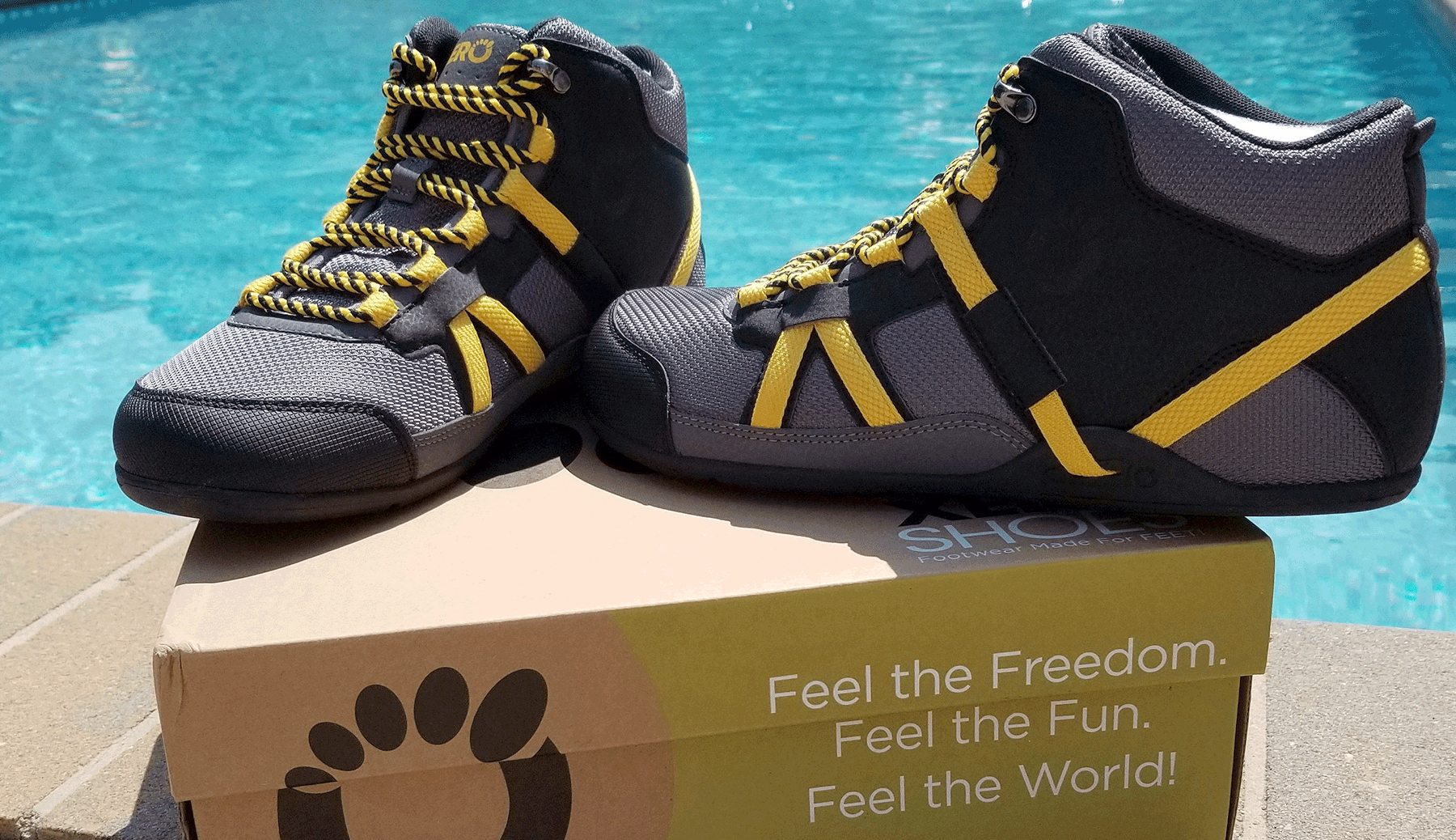 @coachhelder's cover photo for 'Review Of The Daylite Hiker By XERO Shoes - Coach Helder'