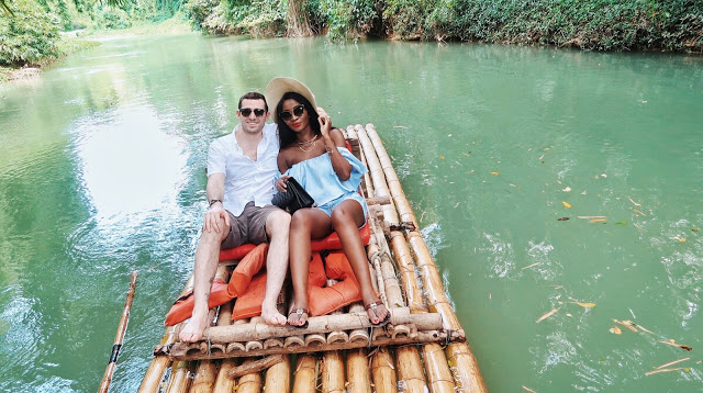 @miss.joi's cover photo for 'The Casual Chic Style: Things To Do In Jamaica; Rafting (Part 1)'
