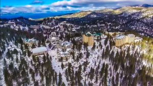 @adventurpro's cover photo for 'The Ultimate Winter Getaway: South Lake Tahoe - AdventurPro'