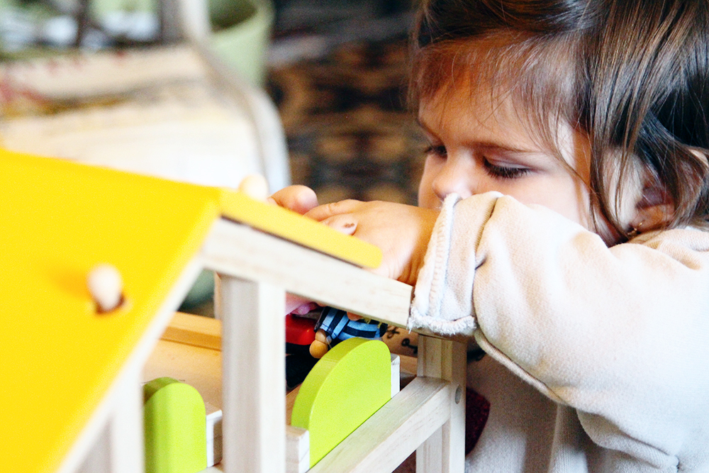 @celinenavarro's cover photo for 'Salomé and her treasured wooden Doll House | Pidoko Kids campaign'
