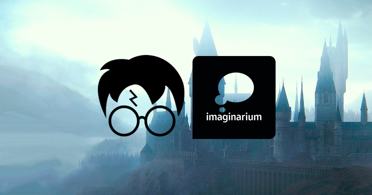 @mamijornalista's cover photo for 'Harry Potter e Imaginarium: De Hogwarts para casa - Mami Jornalista'
