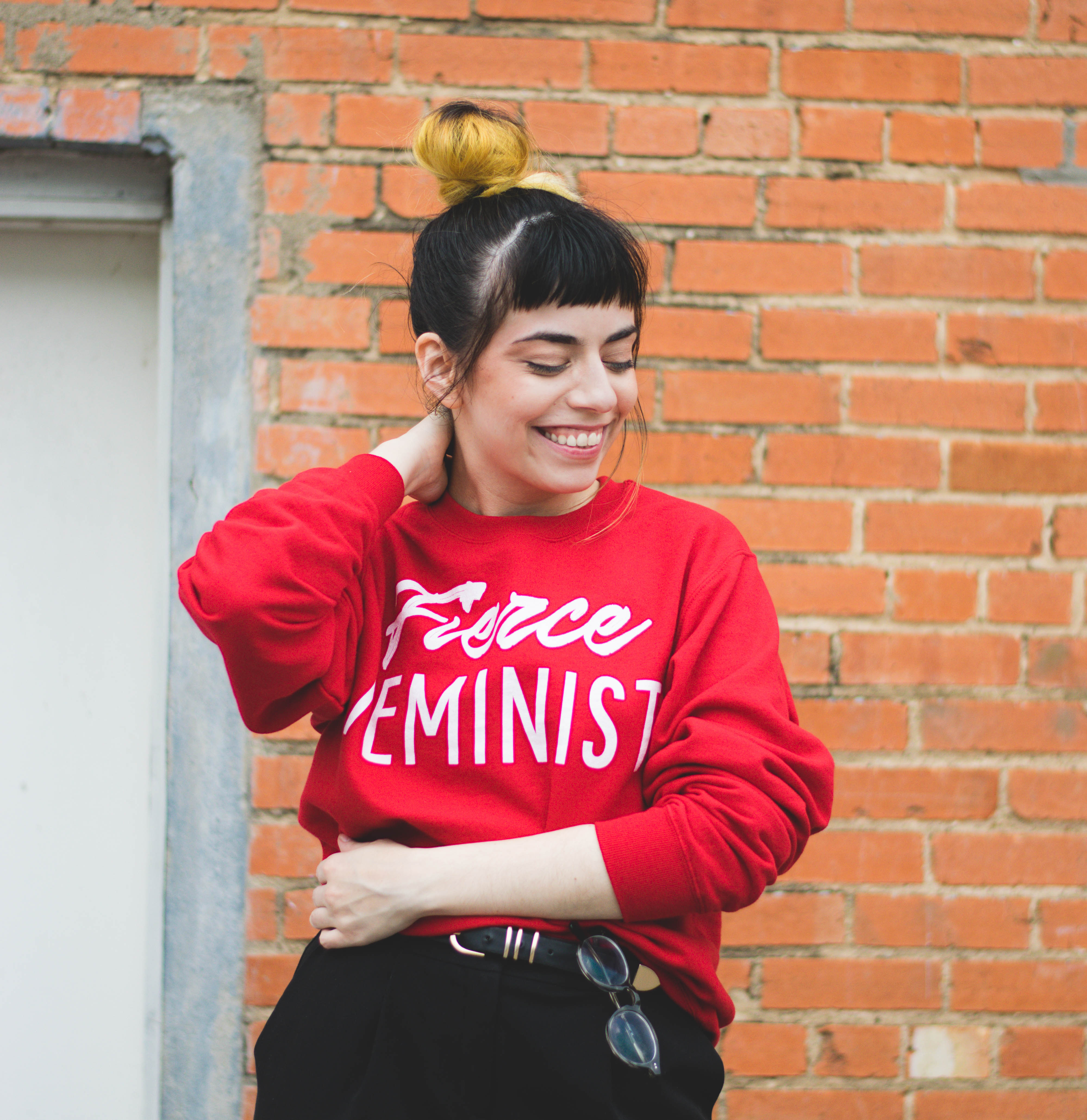 @alixepractice's cover photo for 'Everyday Unicorns Sweatshirt + Giveaway from L + L'