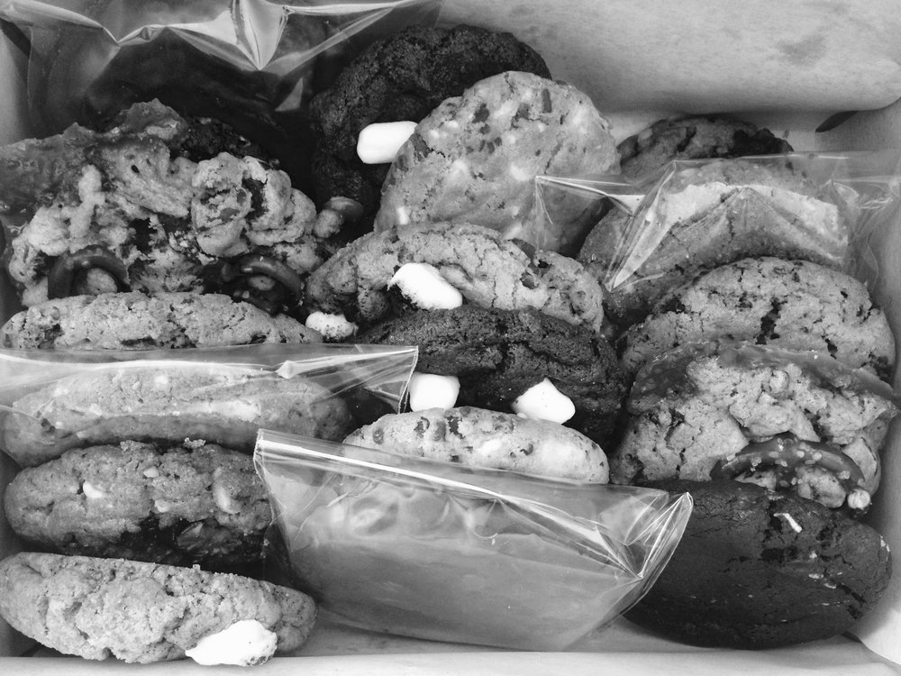@the_starving_actor's cover photo for 'Cookie Good Holiday Treats'