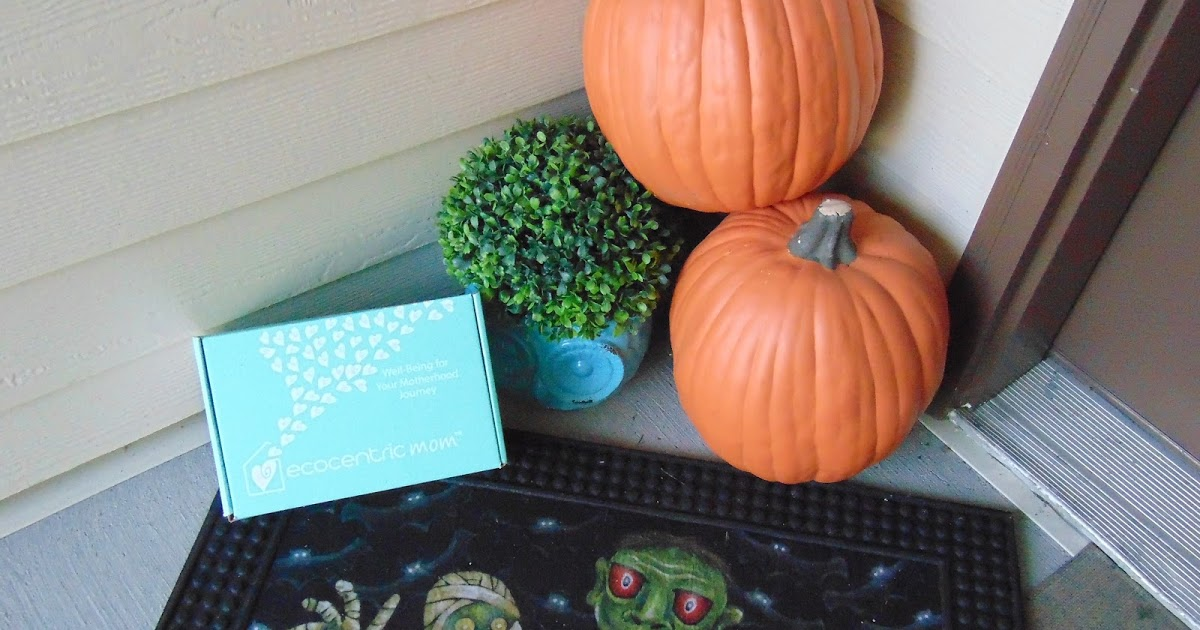 @simplydurant's cover photo for 'Simply Durant:  Ecocentric Mom: Mommy & Me October Box'
