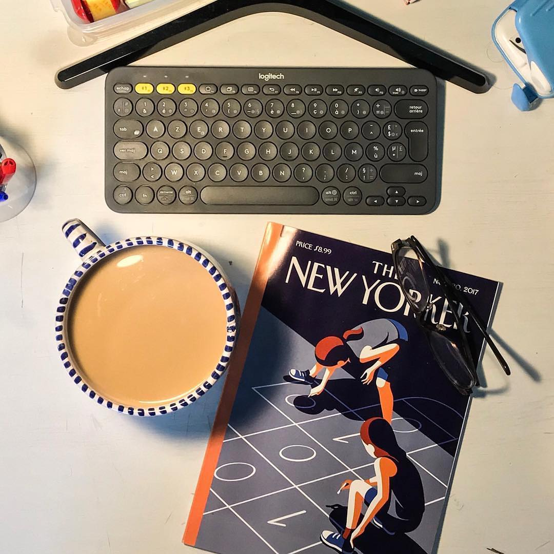 @stylect_vie's cover photo for 'Instagram post by Logitech • Jan 3, 2018 at 3:34pm UTC'