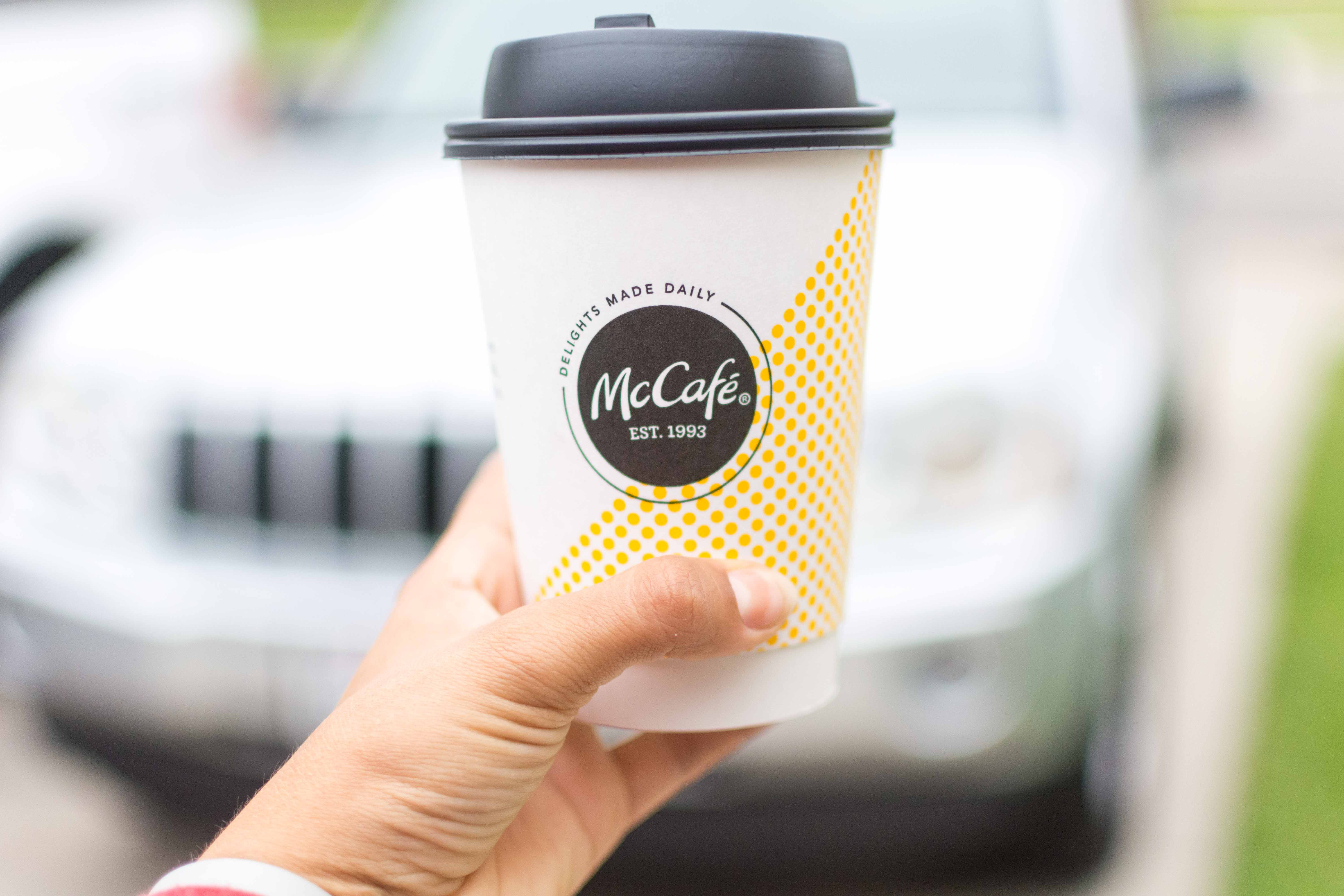 @collectivelychristine's cover photo for 'Getting Through my Morning Commute with McCafé | Collectively Christine'
