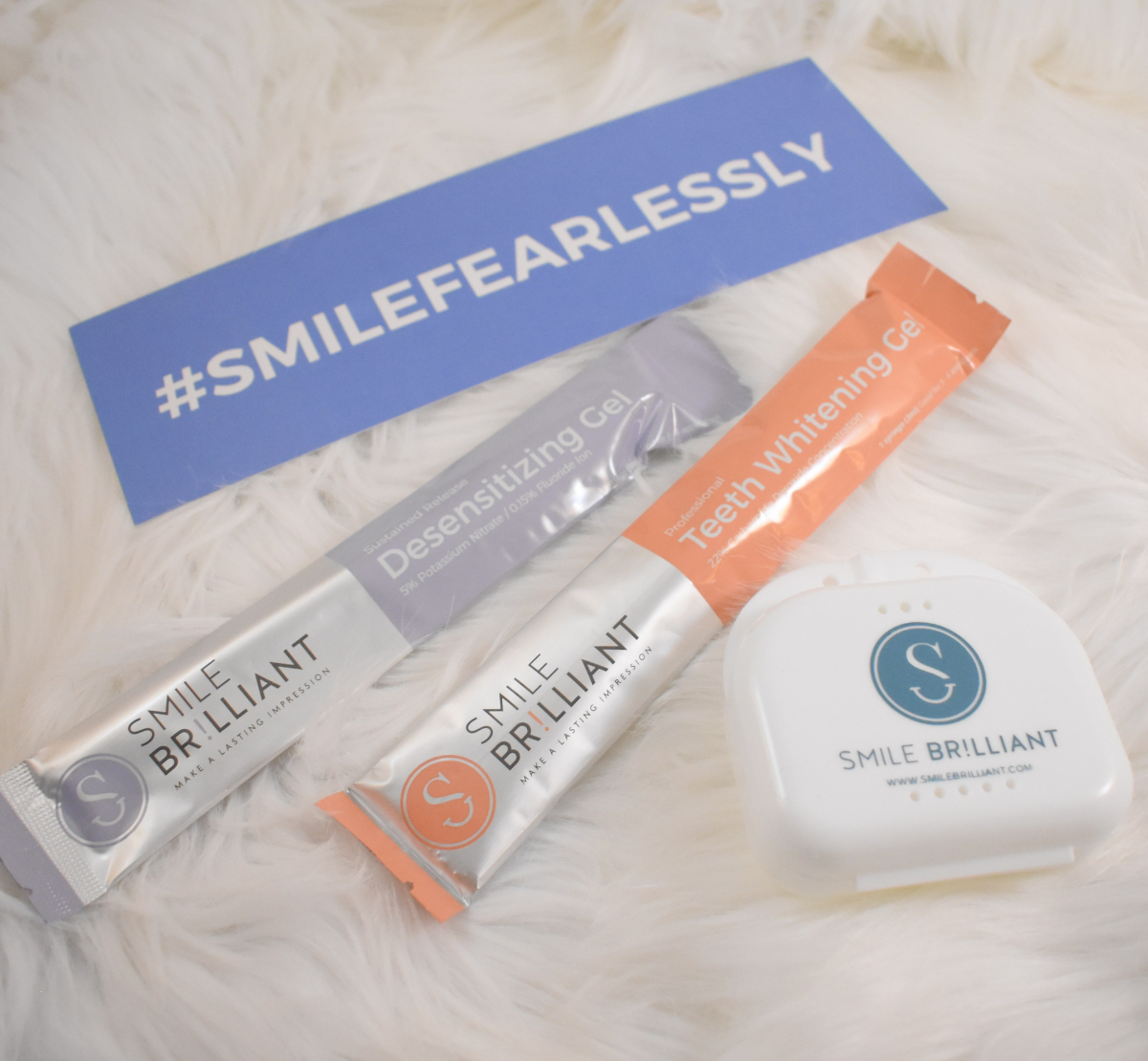 @lovingbeautyandlife's cover photo for 'Smile Brilliant – Custom Teeth Whitening System & GIVEAWAY'