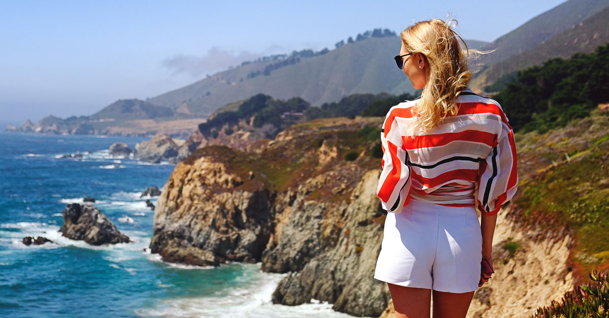 @travelfreak's cover photo for 'A Pacific Coast Highway Road Trip is California's Ultimate Coastal Drive'