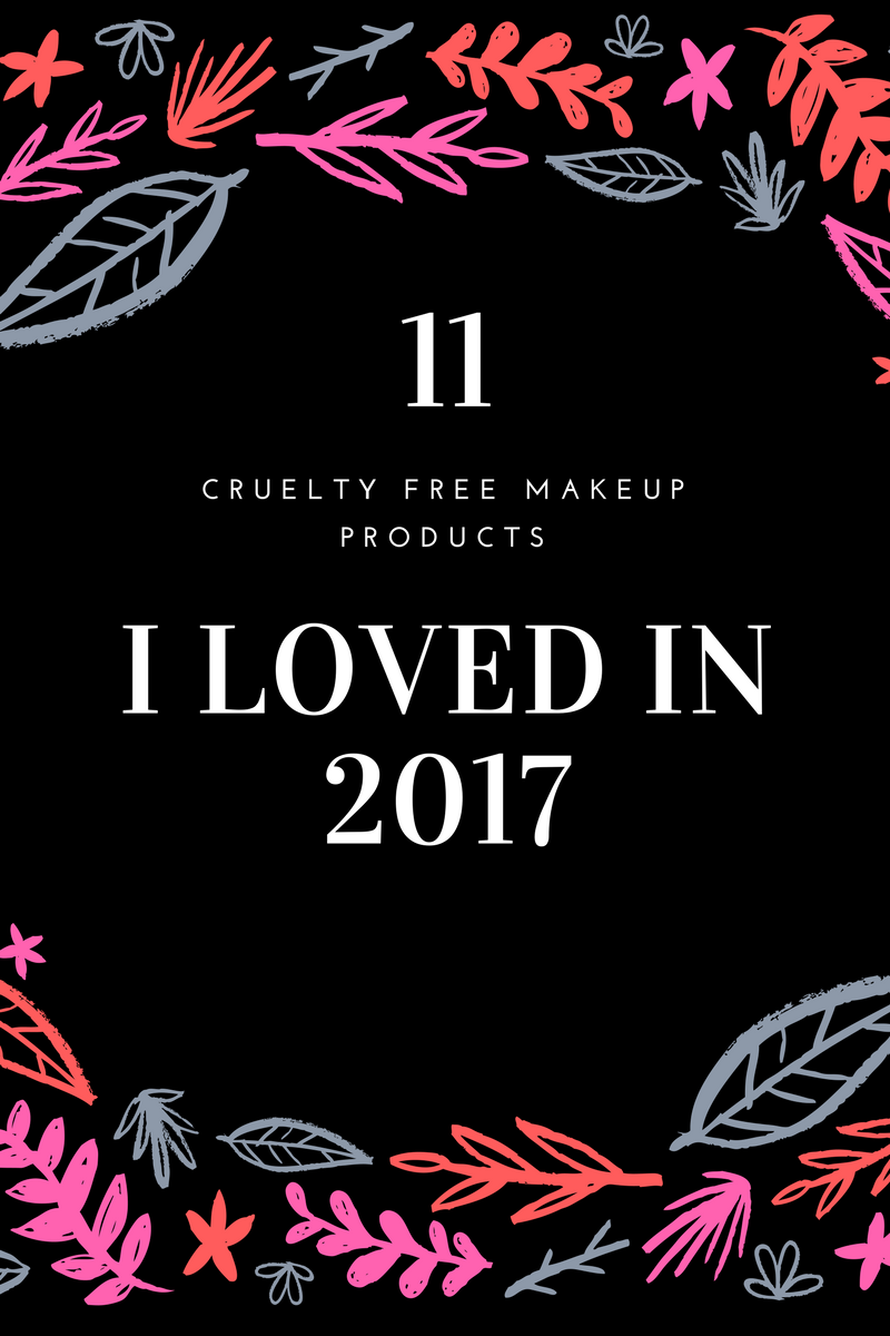 @indiemakeup4coloredgirls's cover photo for 'Eleven Cruelty-Free (Vegan Friendly) Makeup Products I LOVED in 2017!'