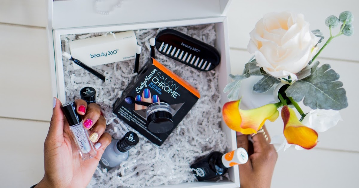 @ohtobeamuse's cover photo for 'Oh to Be a Muse: How CVS Pharmacy Can Help You Rock a Salon Chrome Holiday Nail Look'