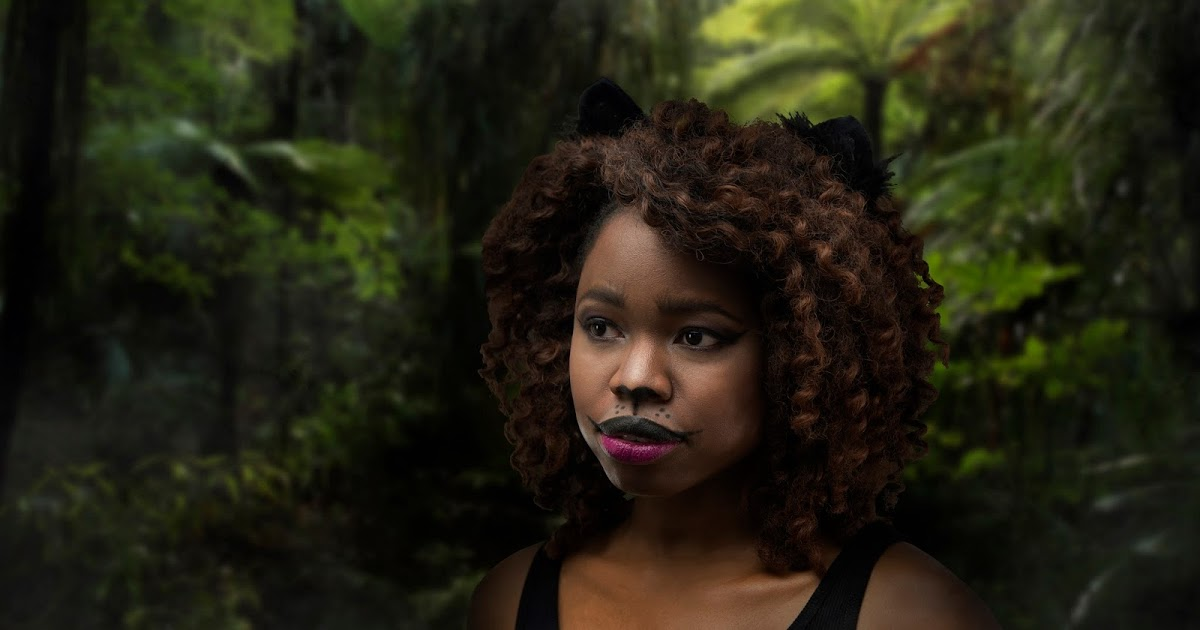 @ohtobeamuse's cover photo for 'Oh to Be a Muse: Halloween Makeup with 100% Pure'
