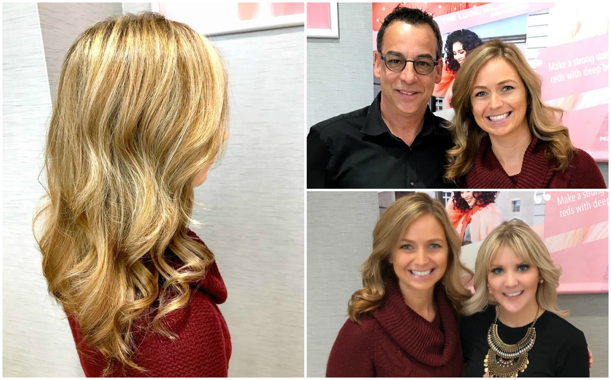 @mnhousewives's cover photo for 'Beautifully Blonde Fall Highlights: My Ulta Beauty Experience - Real Housewives of Minnesota'
