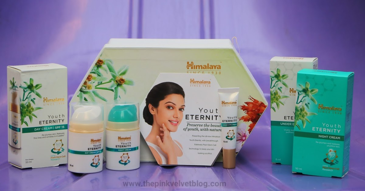 @niharikaverma95's cover photo for 'Himalaya Brings In The Youth Eternity Skincare Range'