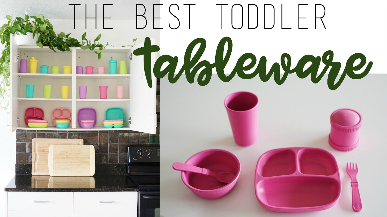 @gracefulmommy's cover photo for 'Toddler Tableware || Re-Play Review! - Graceful Mommy'