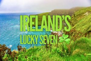 @adventurpro's cover photo for 'Ireland's Lucky Number Seven - AdventurPro'