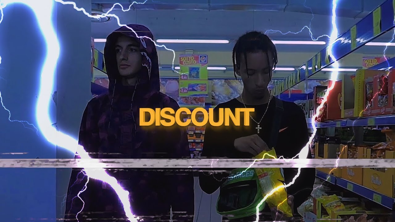"@francesco_bonato's cover photo for '¥OUNG KOFLA ft. FLU$$ UCHIHA - ""DISCOUNT"" PROD. BY ¥OUNG KOFLA (Edit by @francesco_bonato)'"