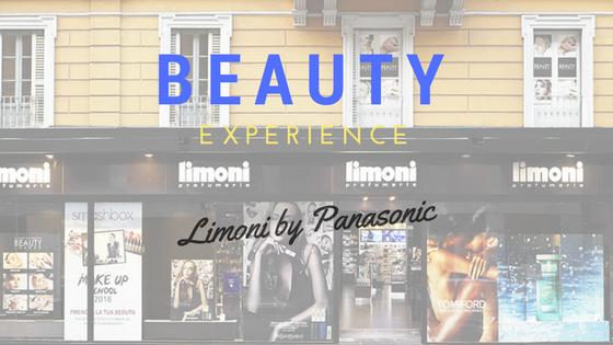 @sonnitranquilli's cover photo for 'Beauty Experience da Limoni con Panasonic   Andoutcomesthegirl'