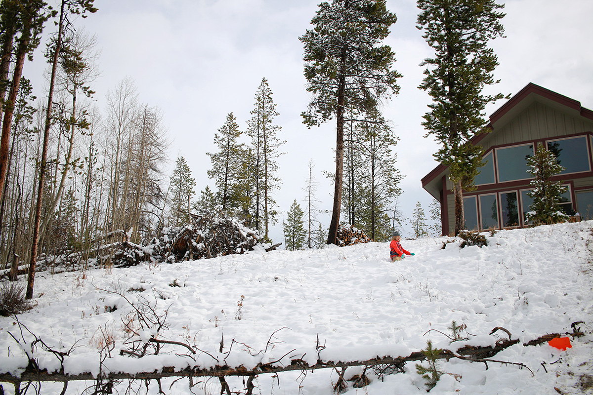 @itspamdel's cover photo for 'Family Friendly Glamping In Colorado | It's Pam Del'