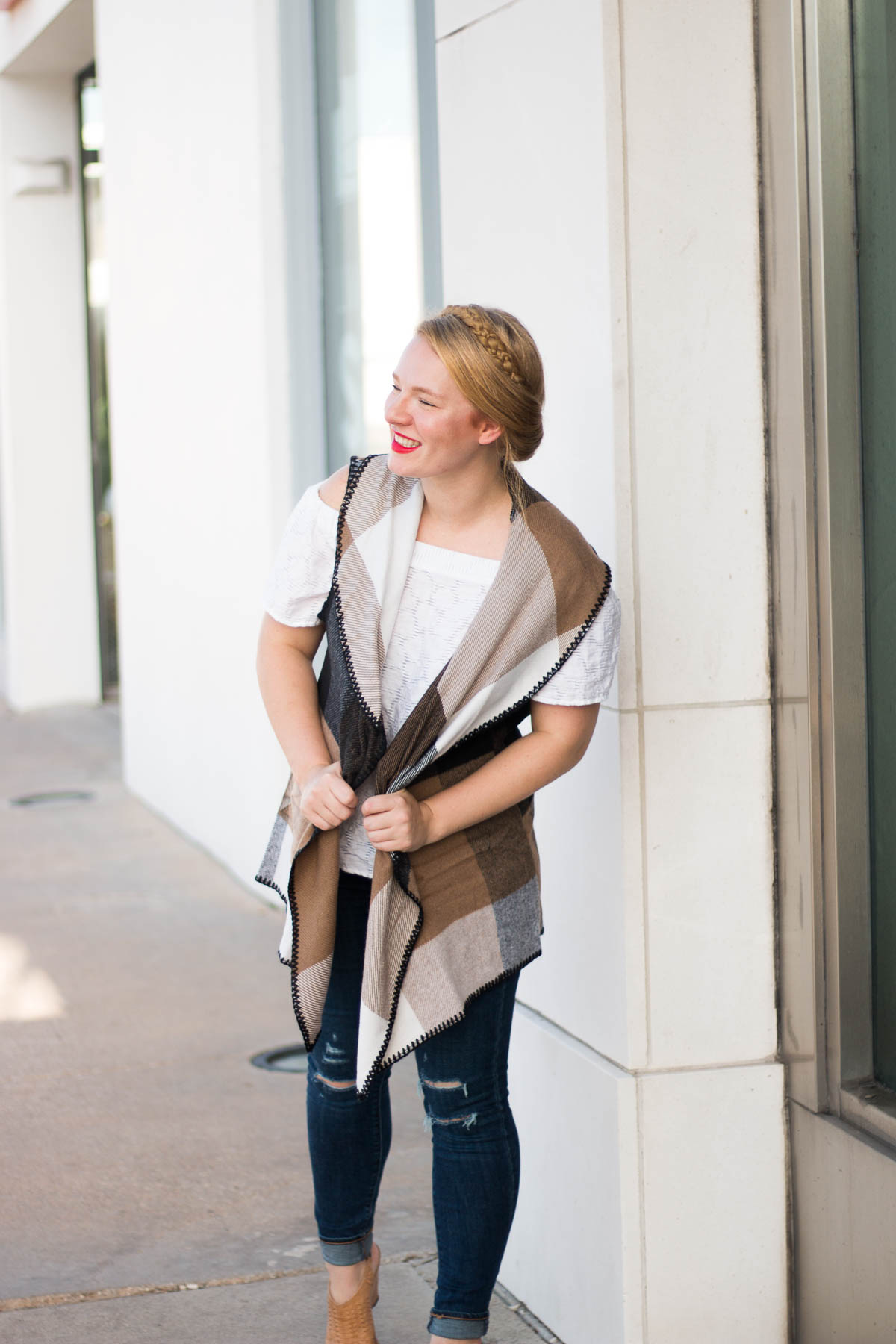 @itspamdel's cover photo for 'Transitioning Into Fall With Key Fashion Pieces | It's Pam Del'