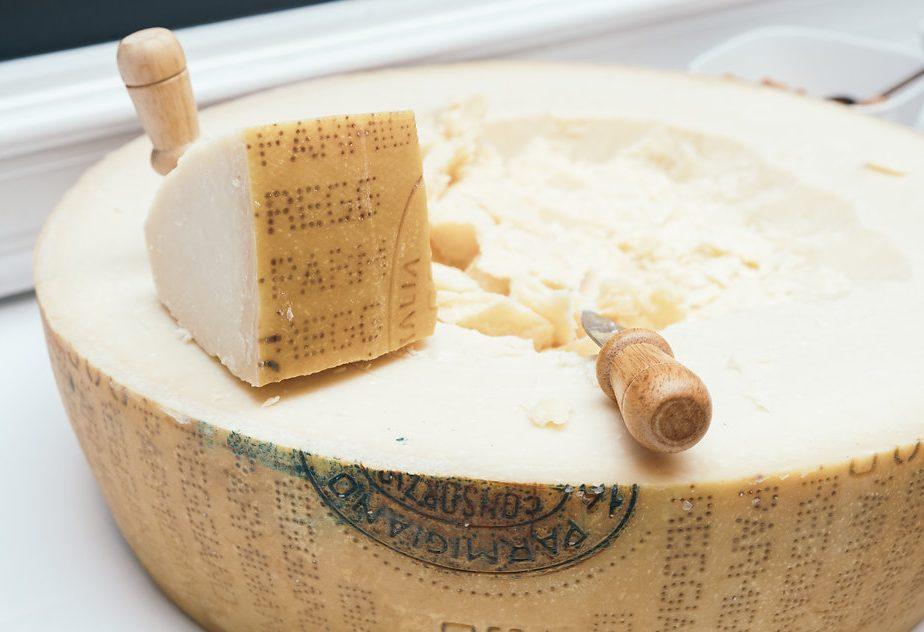 @trendmeup's cover photo for 'Parmigiano Reggiano – Evento'