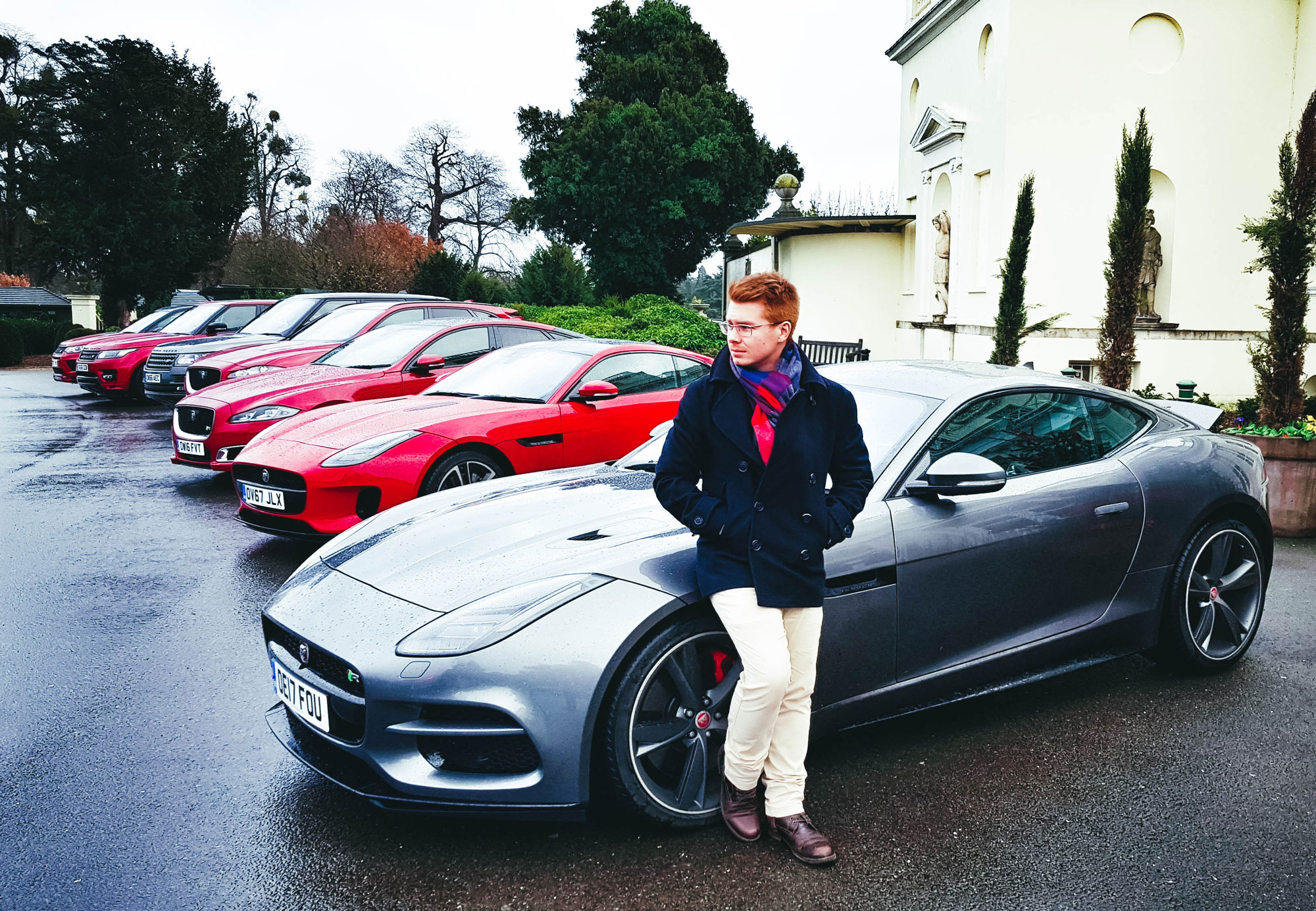 @alex.wood's cover photo for 'Why everyone will want a Jaguar Land Rover in 2018 - Life in Pole Position'