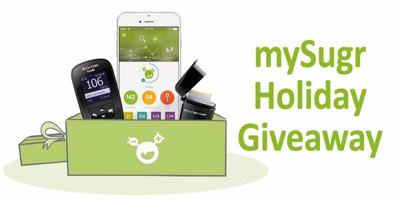 @diabetesstrong_ig's cover photo for 'mySugr Holiday Giveaway | Diabetes Strong'