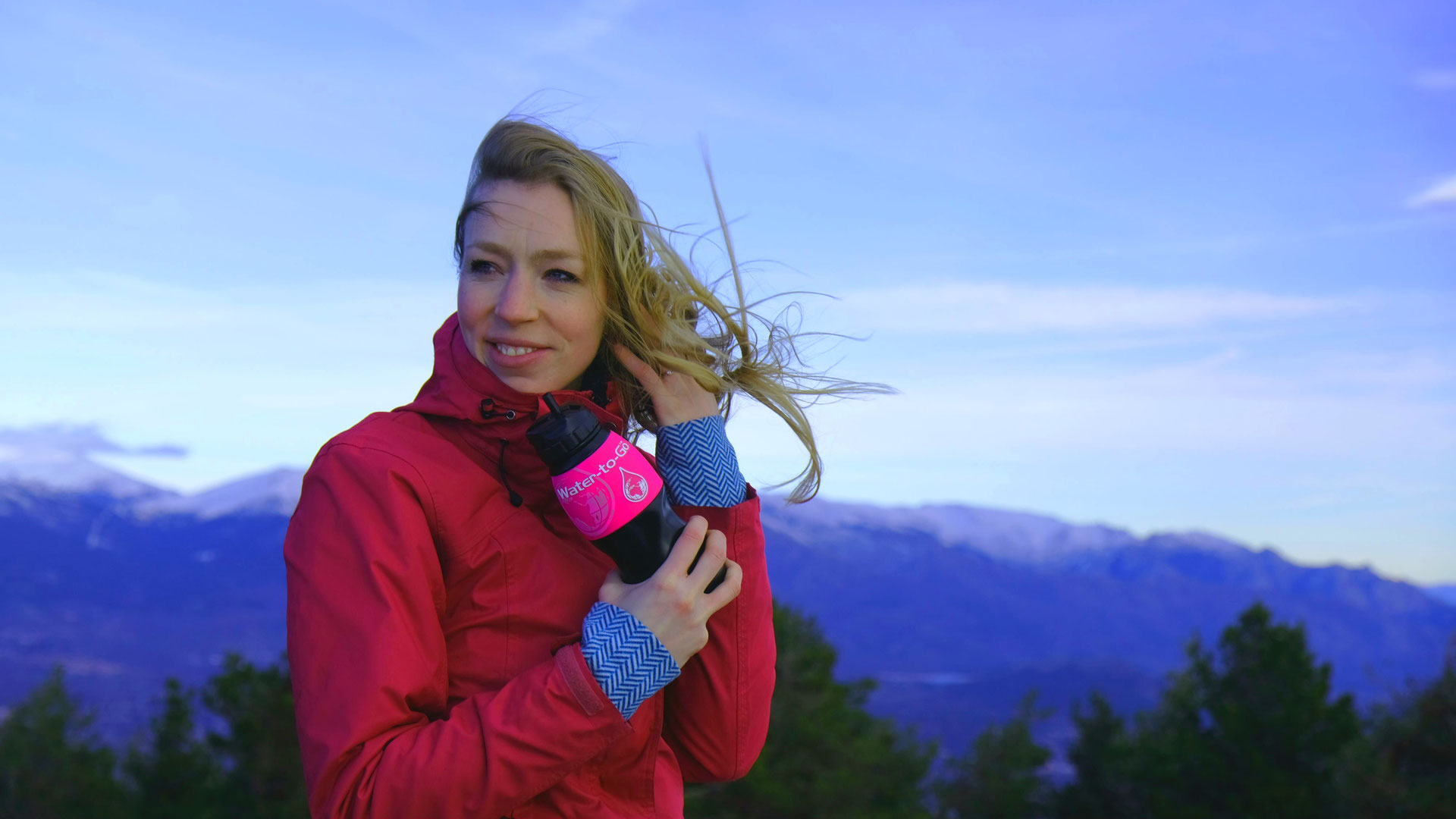 @paulina_on_the_road's cover photo for 'Water-To-Go: Keeping Safely Hydrated While Hiking in Madrid'
