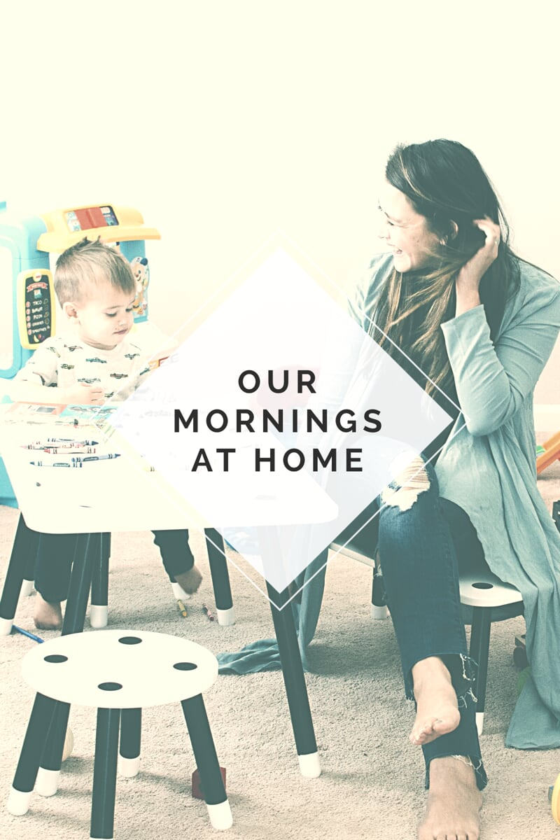 @nicoleleilaniblog's cover photo for 'Our Mornings at Home with PinkBlush - Nicole & The Couches'