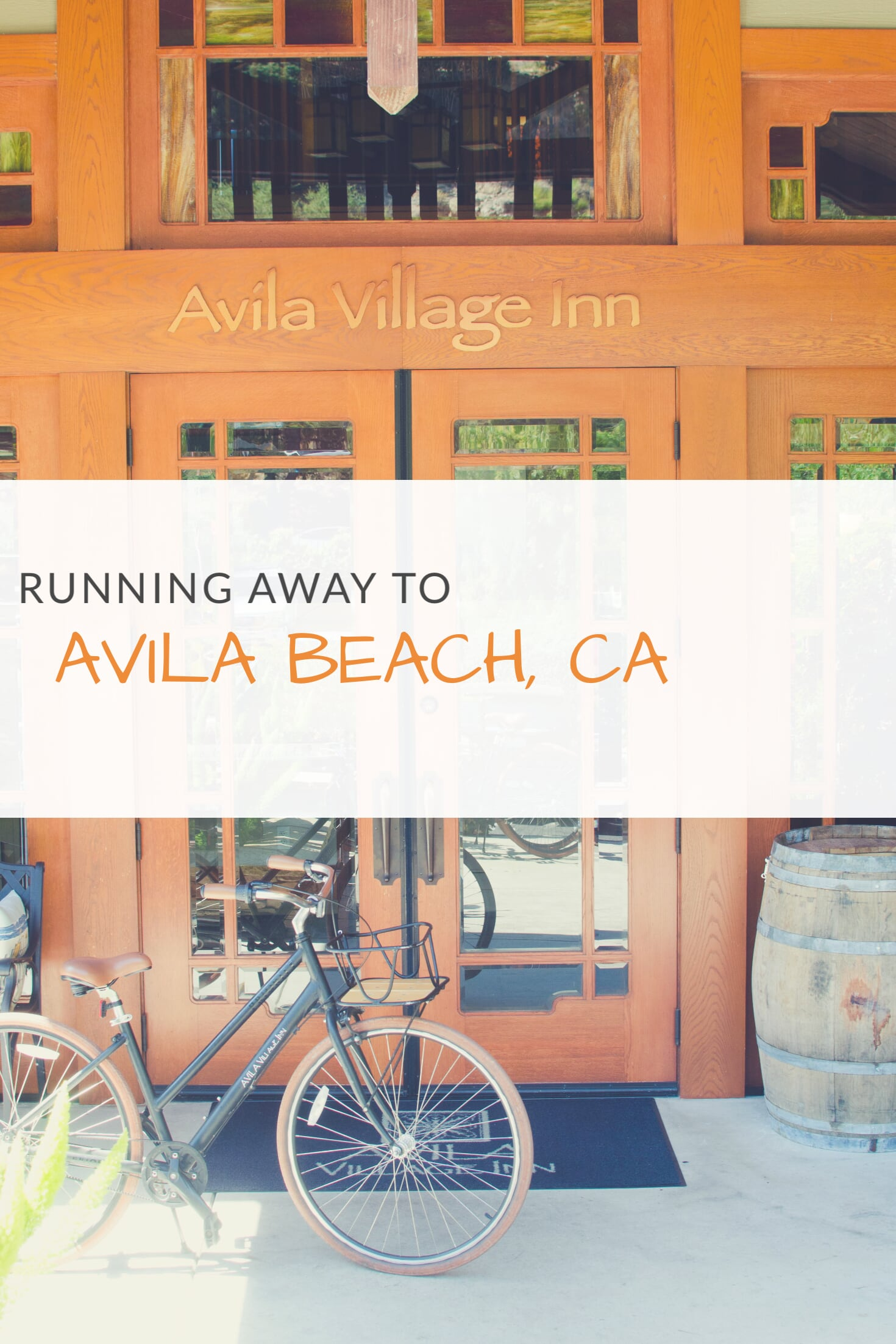@nicoleleilaniblog's cover photo for 'Running Away to Avila Beach Day 2'
