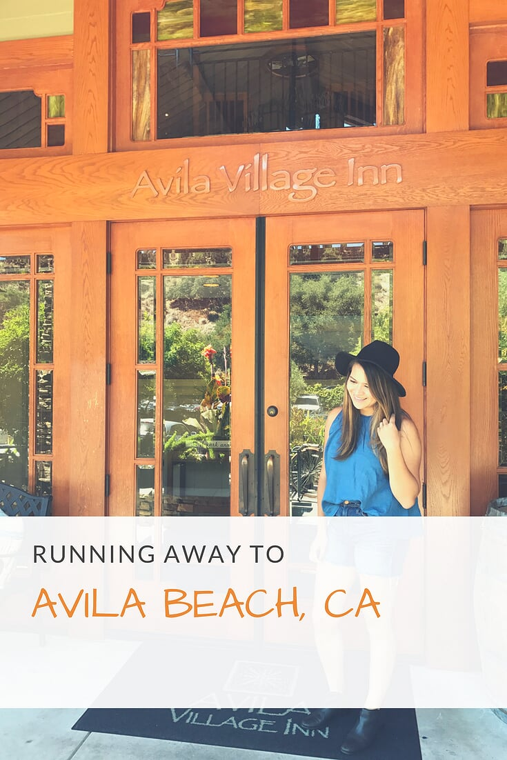 @nicoleleilaniblog's cover photo for 'Running Away to Avila Beach, CA - Day One - Nicole & The Couches'