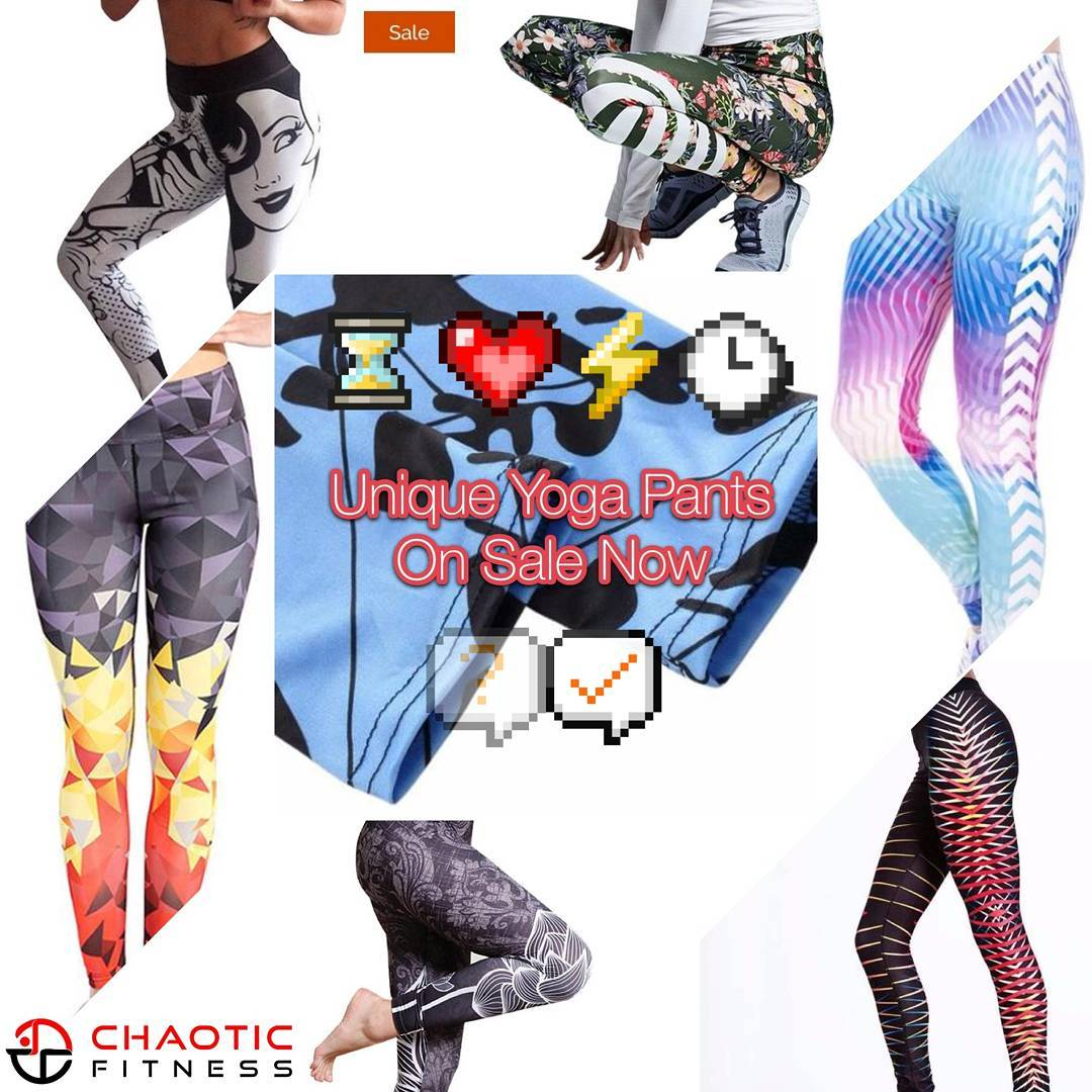 """@fitness.fashionstyle's cover photo for 'FITNESS GIRLS🏋HEALTH LIFE🏄 on Instagram: """"Shop through hundreds of unique leggings at@chaotic.fitnessLink in Bio! 🔥🔥😍😍👍🏻👍🏻 New deals are posted every day but only last a limited…""""'"""