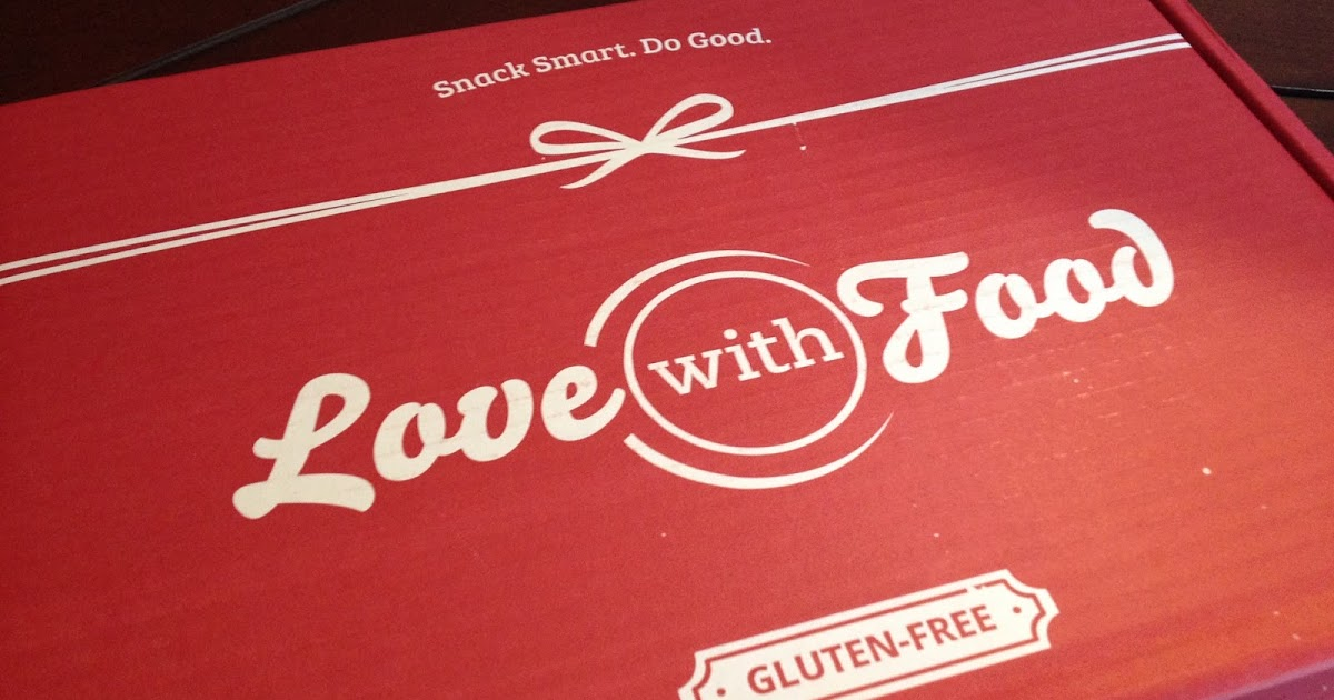 @glutenfreedoll's cover photo for 'Review: Love with Food Subscription Box'