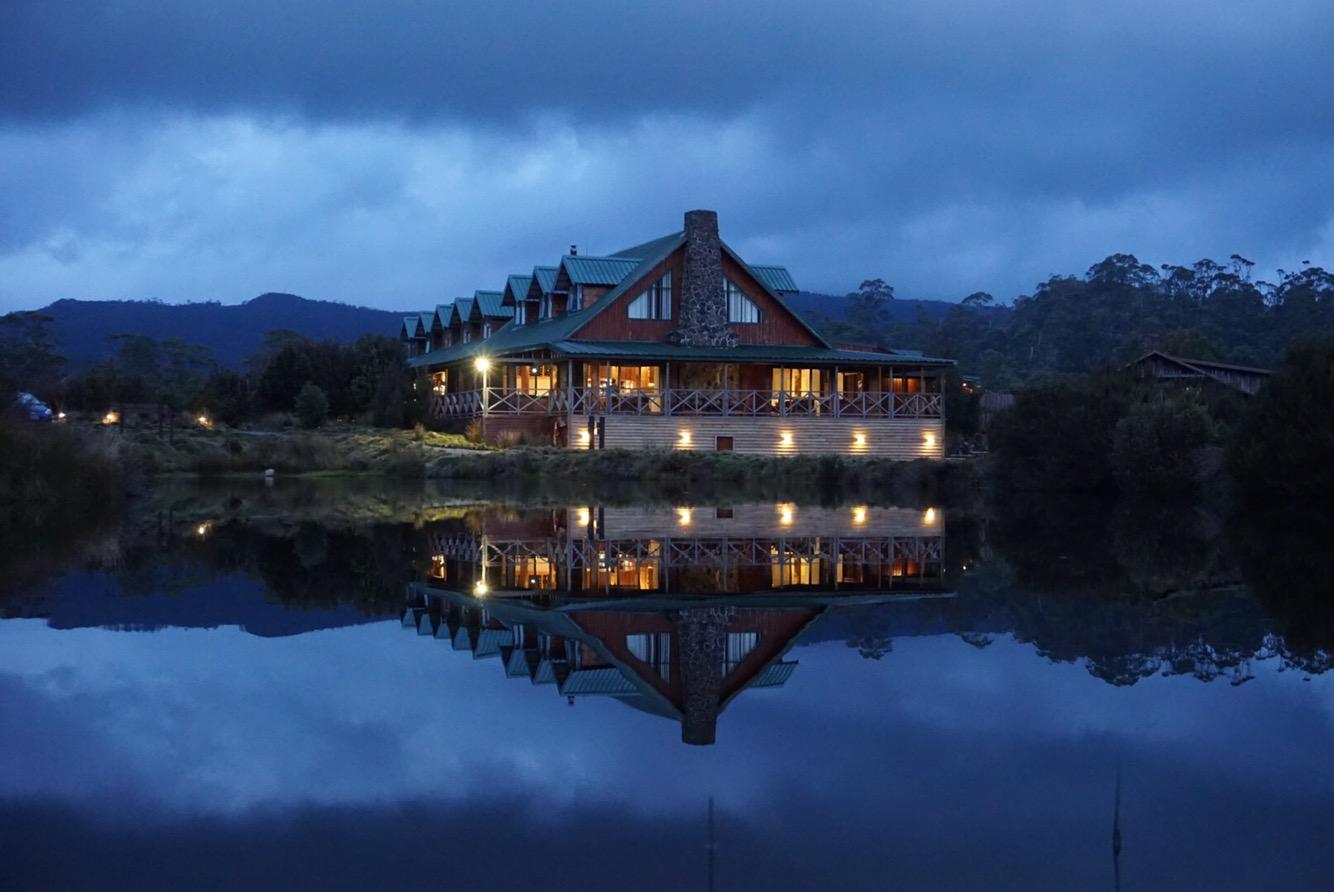 @honeybirdtravel's cover photo for 'Luxury, Wilderness and Wanderlust at Cradle Mountain Lodge - Traveling Honeybird'