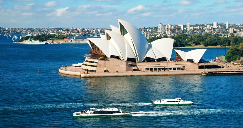@mindfultravel's cover photo for 'Top Things to Do in Sydney [What to See, Do, Eat & Enjoy]'