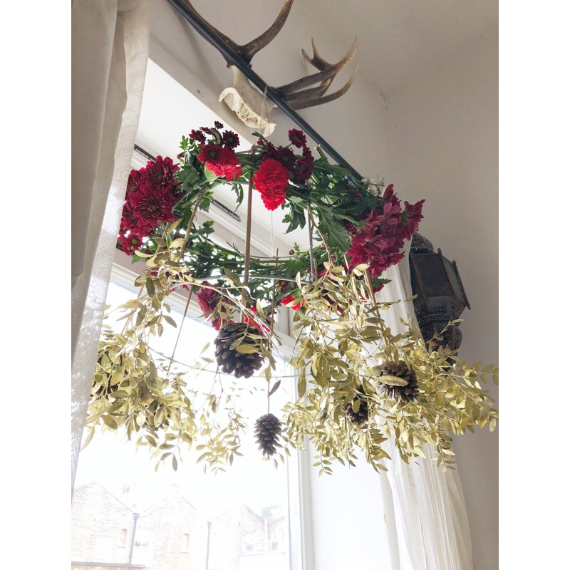 @that_mummy_smile's cover photo for 'Getting creative with Festive Flowers & Foliage. By Laura Rutherford'