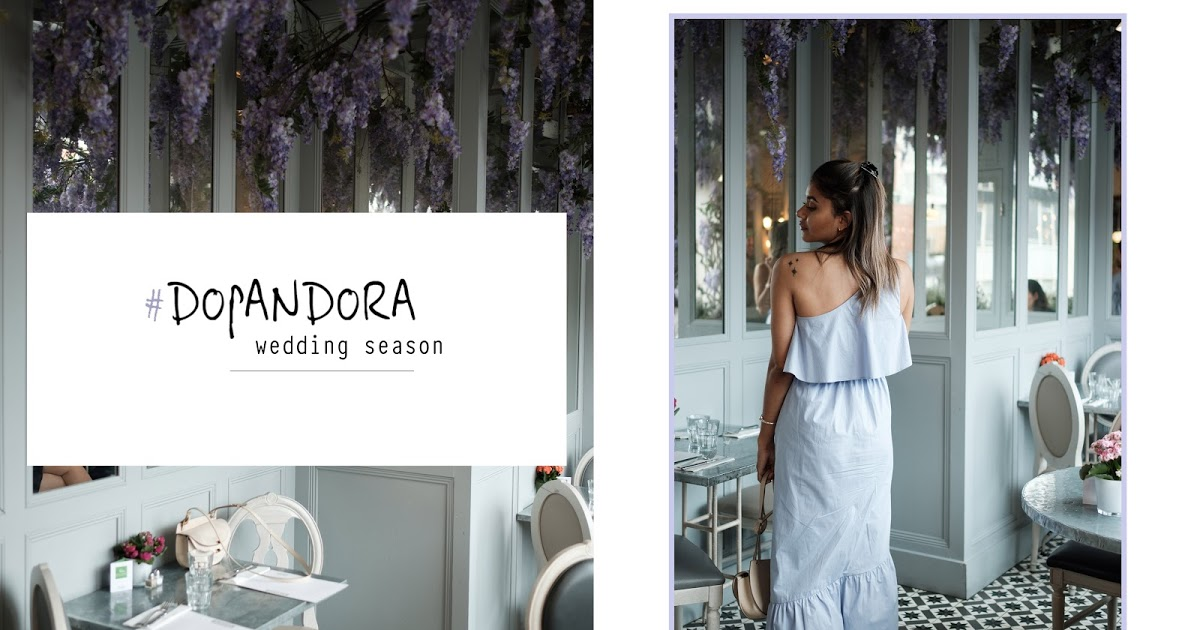 @livblankson's cover photo for 'Accessorising for Wedding Season with Pandora : Repeat Jewellery: liv in fashion.'